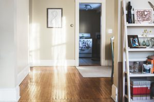 Wood Floors Installed by WORKS in Beverly, MA