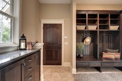 Mudroom Design & Installation