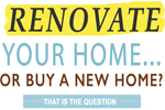renovate or buy a new home