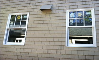 exterior paint by WORKS